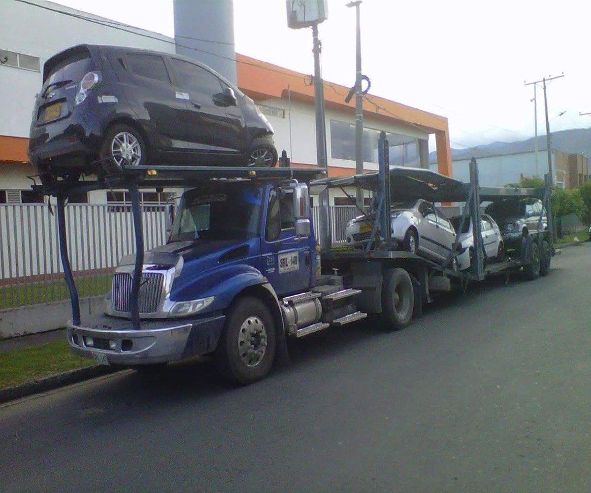 9. Traslados de vehiculos 1